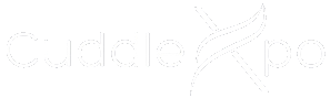 Cuddlexpo White Logo